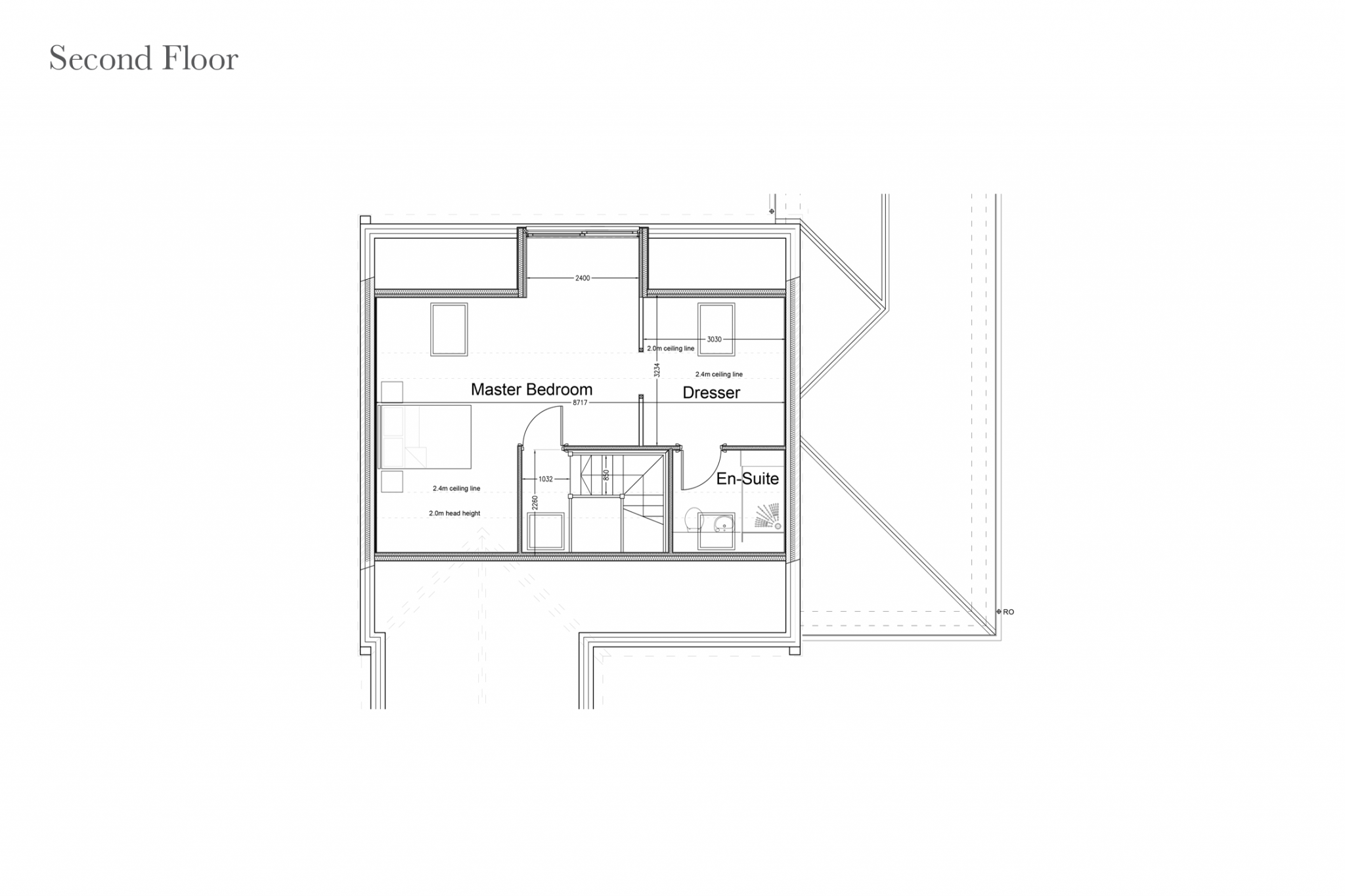 Plot 2 Second Floor
